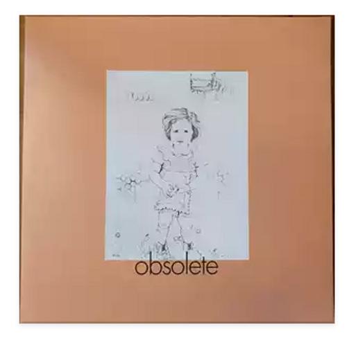 Dashiell Hedayat – Obsolete.   (Vinyl, LP, Album,  Salmon)