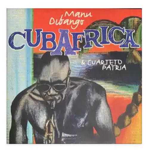 Manu Dibango, El Cuarteto Patria – CubAfrica.   (Vinyl, LP, Album, Limited Edition, Yellow Transluscent)