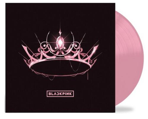 BLACKPINK – The Album.   ( Vinyl, LP, Album, Pink Opaque)