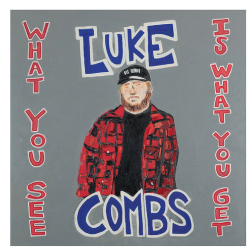 Luke Combs – What You See Is What You Get.   (2 x Vinyl, LP, Album)