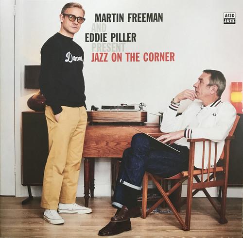 Martin Freeman and Eddie Piller - ...Present Jazz On The Corner (2 x Vinyl, LP, Compilation)