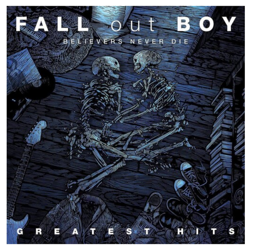 Fall Out Boy – Believers Never Die - Greatest Hits.   (2 x Vinyl, LP, Compilation)