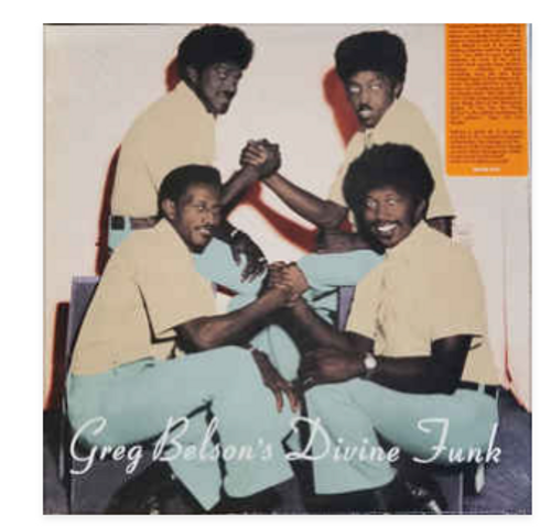 Greg Belson – Divine Funk (Rare American Gospel Funk And Soul).   (Vinyl, LP, Compilation)