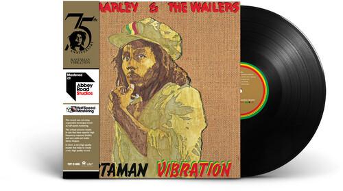 Bob Marley & The Wailers – Rastman Vibration (Vinyl, LP, Album, Special Edition, Half Speed Mastering)