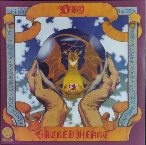 Dio - Sacred Heart (Vinyl, LP, Album, Remastered)