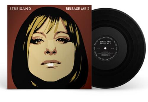 Barbra Streisand – Release Me 2.   (Vinyl, LP, Compilation)