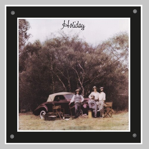 America - Holiday (Vinyl, LP, Album, Limited Edition, Numbered, Silver)
