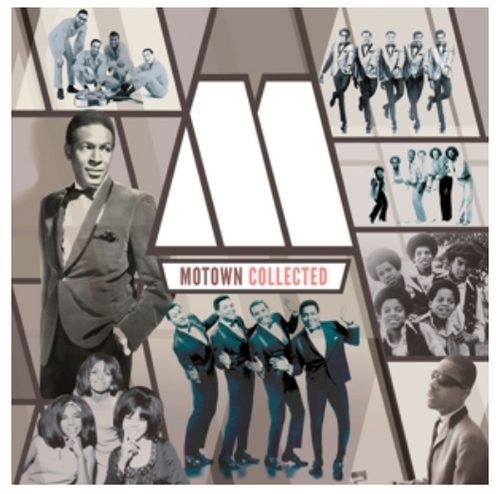 Various – Motown Collected.   ( 2 x Vinyl, LP, Compilation, Limited Edition, Numbered, White)