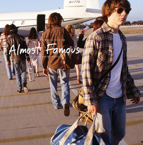 Almost Famous (Music From The Motion Picture) (6 x Vinyl, LP, Compilation, Deluxe Edition, Boxset)