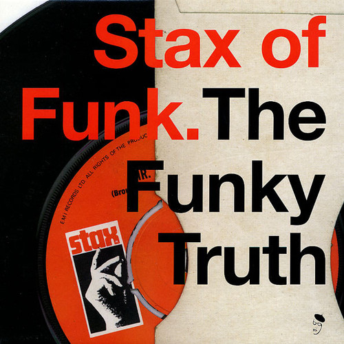 Various Artists - Stax Of Funk: The Funky Truth (2 x Vinyl, LP, Compilation)