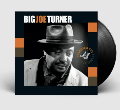 Big Joe Turner - 19 Greatest Hits (Vinyl, LP, Compilation)