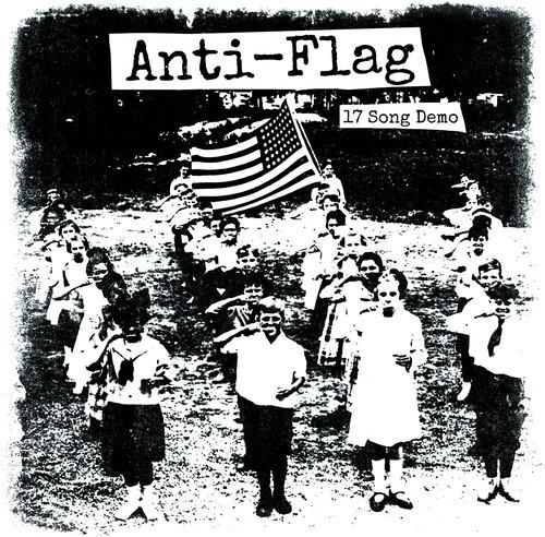 Anti-Flag - 17 Song Demo (Vinyl, LP, Album, Limited Edition, Coloured Vinyl)