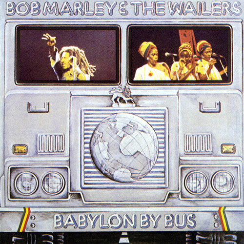 Bob Marley & The Wailers – Babylon By Bus (2 x Vinyl, LP, Album, Remastered, 180g)