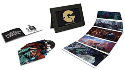 "GZA - Liquid Swords: The Singles Collection (4 x Vinyl, 7"" Singles, 45RPM, Boxset)"