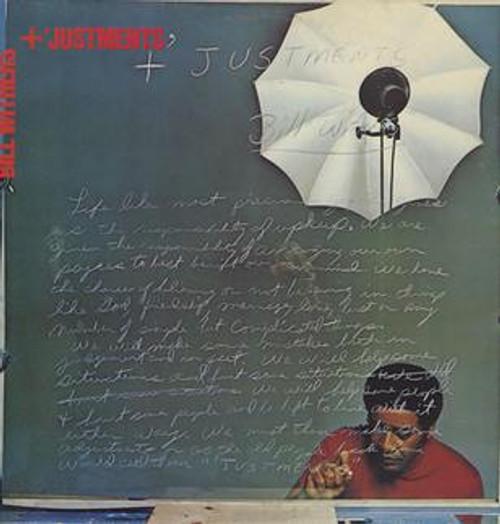 Bill Withers - +Justments (Vinyl, LP, Album, 180g)