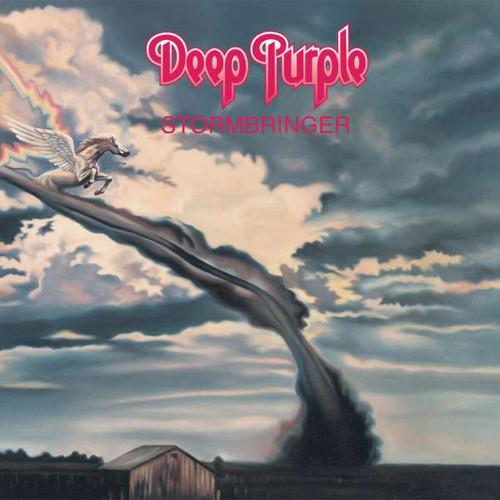Deep Purple - Stormbringer (Vinyl, LP, Album, Limited Edition, Remastered, Purple)