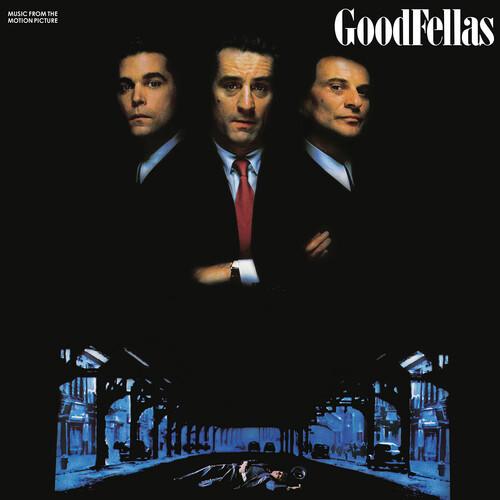 Goodfellas (Original Motion Picture Soundtrack) (Vinyl, LP, Album, Limited Edition, Blue)