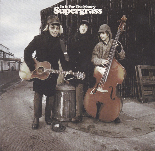 Supergrass - In It For The Money (2 x Vinyl, LP, Album, Remastered, 180g)