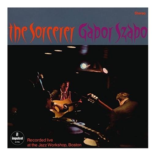 Gabor Szabo – The Sorcerer    (Vinyl, LP, Album, 180 Gram)