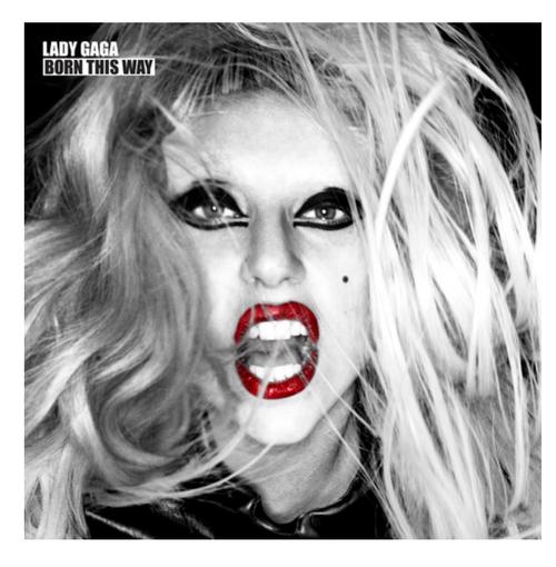 Lady Gaga – Born This Way.   (2 x Vinyl, LP, Album, 180 Gram)