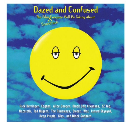 Dazed And Confused - Various. (Music From Motion Picture). (2 x Vinyl, LP, Compilation, Limited Edition, Purple translucent)