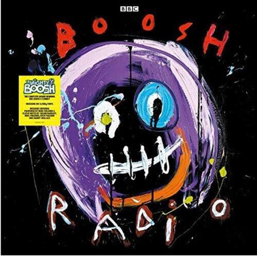 The Mighty Boosh - The Complete Radio Series.  (3LP, Vinyl)