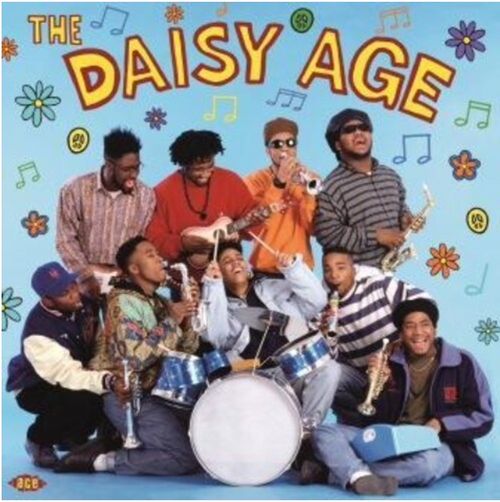 Various – The Daisy Age.  (2 x Vinyl, LP, Compilation, Stereo, Mono)