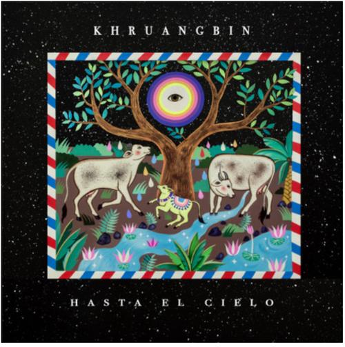 "Khruangbin – Hasta El Cielo.  ( Vinyl, LP, Album Vinyl  +  7"", 45 RPM, Single)"