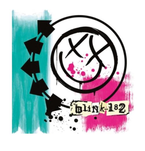 Blink-182 – Blink-182.   ( Vinyl, LP, Album)