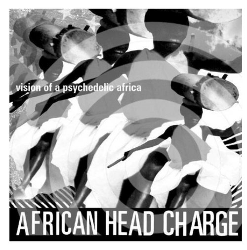 African Head Charge – Vision Of A Psychedelic Africa.   (2 x Vinyl, LP, Album)