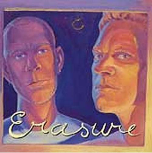 Erasure – Erasure.  ( 2 x Vinyl, LP, Album, 180g)