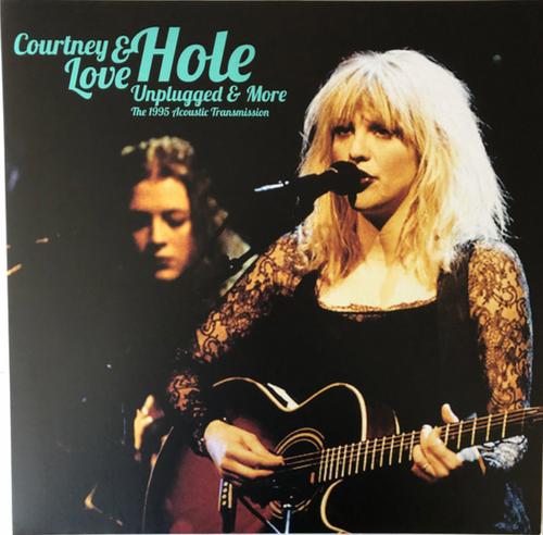 Courtney Love & Hole – Unplugged & More: The 1995 Acoustic Transmission.  (2 x Vinyl, LP, Album, Compilation,  Gatefold)