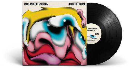 Amyl and The Sniffers - Comfort To Me (Vinyl, LP, Album)