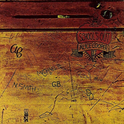 Alice Cooper - Schools Out (Vinyl, LP, Album, Limited Edition, Remastered, 180g)