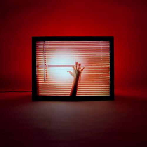 Chvrches - Screen Violence (Vinyl, LP, Album, Opaque Red)