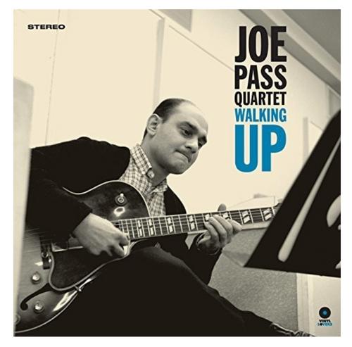 Joe Pass Quartet – WALKING UP.   (Vinyl, LP, Album, 180 Gram)