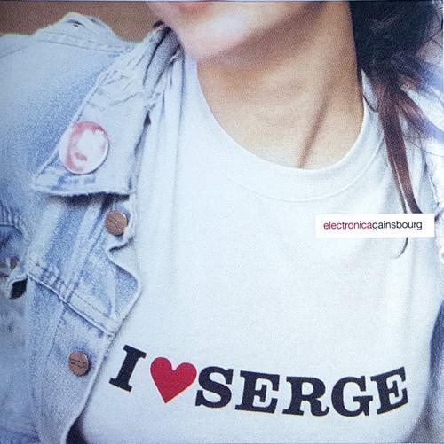 Serge Gainsbourg - I ♥ Serge (Electronica Gainsbourg) (2 x Vinyl, LP, Album)