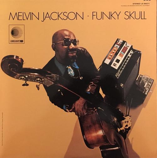 Melvin Jackson - Funky Skull (Vinyl, LP, Album, 180g)
