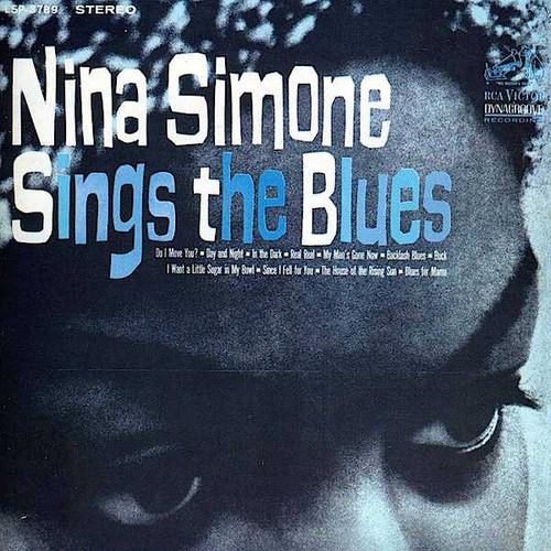 Nina Simone - Sings The Blue (Vinyl, LP, Album, 180g)