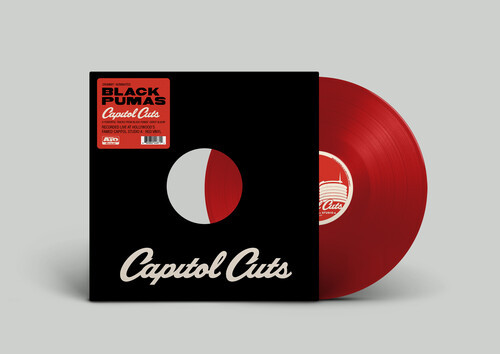 Black Pumas - Capitol Cuts (Vinyl, LP, Album, Red)