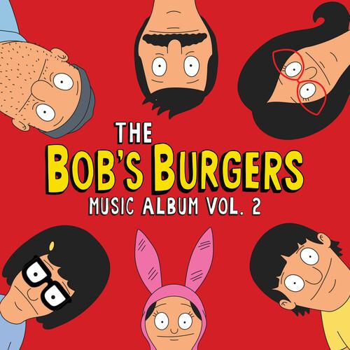 Bob's Burgers Music Album Vol. 2 (3 x Vinyl, LP, Compilation)