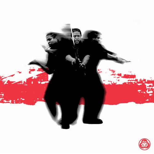 RZA - The Way Of The Samurai (Original Motion Picture Score) (Vinyl, LP, Album)