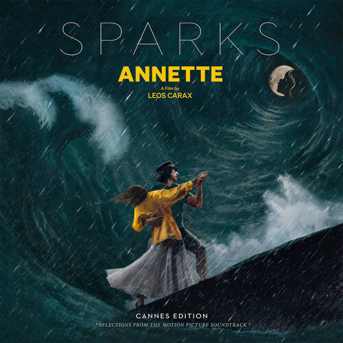 Sparks - Annette (Selections From The Motion Picture Soundtrack) (Vinyl, LP, Album, Green)