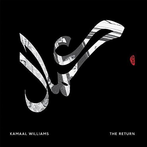 Kamaal Williams - The Return (Vinyl, LP, Album, 180g)