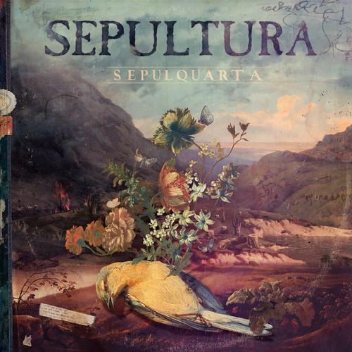 Sepultura - Sepulquadra (2 x Vinyl, LP, Album, Gatefold, 180g)