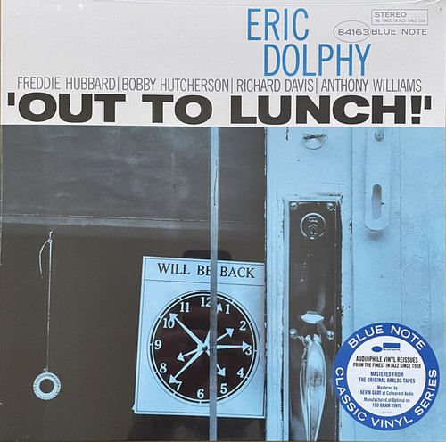 Eric Dolphy - Out To Lunch (Vinyl, LP, Album, 180g)