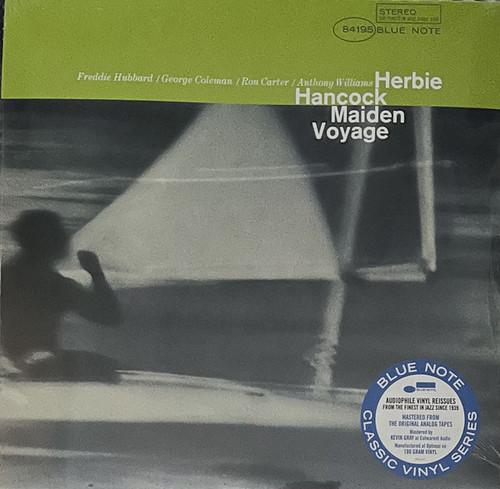 Herbie Hancock - Maiden Voyage (Vinyl, LP, Album, Stereo, 180g)