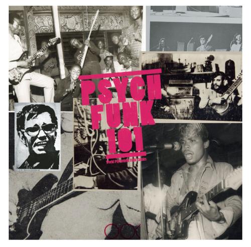 Various – Psych Funk 101.   ( 2 x Vinyl, LP, Compilation)