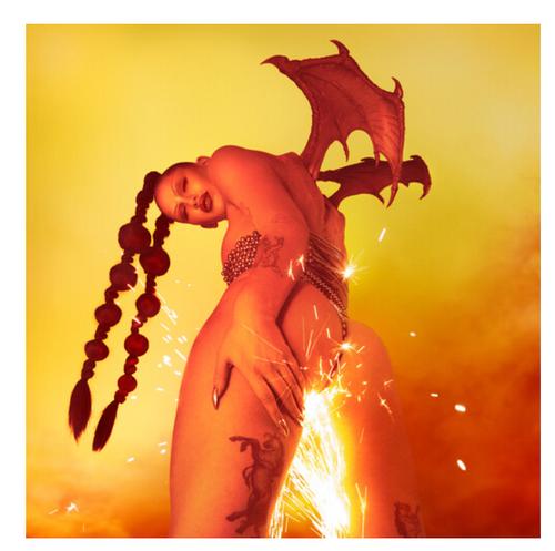 Eartheater – Phoenix: Flames Are Dew Upon My Skin.    (Vinyl, LP, Album)