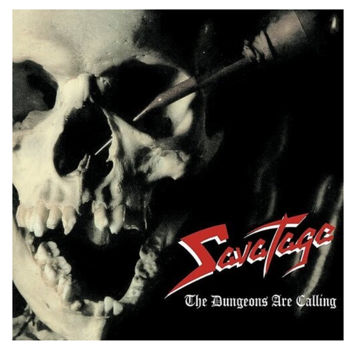 """Savatage – The Dungeons Are Calling.    (Vinyl, 12"""", 33 ⅓ RPM, Remastered)"""